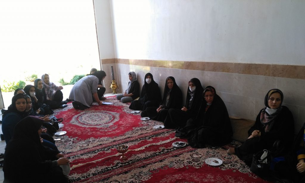 شرکت تعاونی زنان روستایی پنجره ای رو به فردا 11111 1024x614