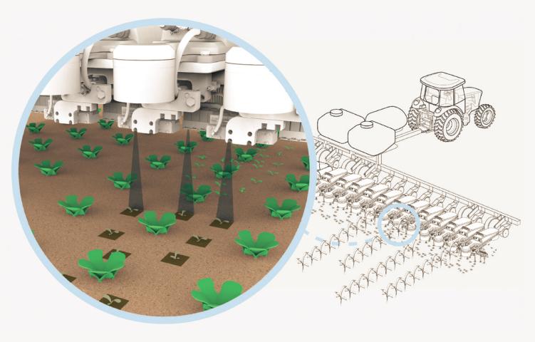 در این مقاله ما به بررسی ربات های از بین برنده علف های هرز میپردازیم. سم پاشی مازاد سموم دفع آفات و کشنده های علف های هرز روی مزارع نه تنها هدر دادن نیست بلکه می تواند به محیط زیست آسیب جدی برساند. ربات ها روش بسیار کارآمدتری را ارائه می دهند. با شیوع استفاده از سموم برای ازبین بردن آفات و آسیب رسیدن به محیط زیست، سازندگان این ربات ها عقیده دارند که این فناوری بخشی از یک انقلاب چهارم کشاورزی است، اتوماسیون و ارزیابی داده ها برای تولید بیشتر در حالی که به محیط زیست آسیب کمتری رسانده شود. فشار برای کاهش استفاده از سموم دفع آفات و افزایش مقاومت آفات در برابر مواد شیمیایی به معنی است که از بین بردن علف های هرز در اولویت اصلی کشاورزان است . ربات های از بین برنده علف های هرز ربات های از بین برنده علف های هرز